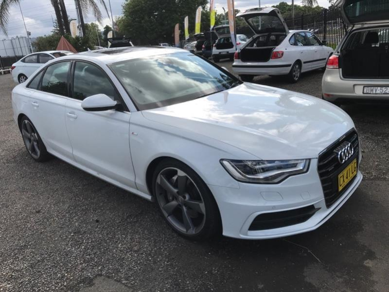 2013 Audi A6 Sedan Bi-Turbo 4G MY14